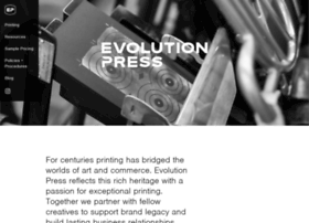 evolutionpress.net
