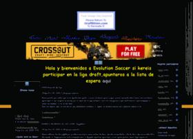 evolutionsoccer.mejorforo.net