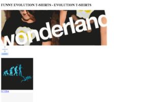 evolutiont-shirts.com