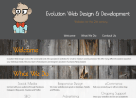evolutionwebdesign.co.nz