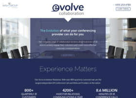 evolvecollaboration.ca