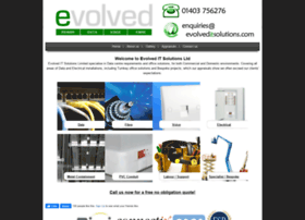 evolveditsolutions.com