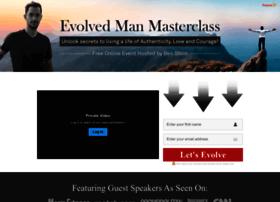 evolvedmanmasterclass.com