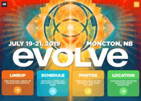 evolvefestival.com