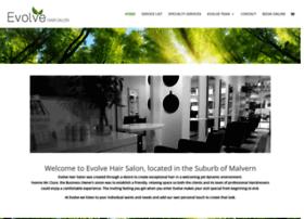 Evolvehairsalon.com.au