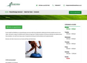 evolvehealthandwellness.co.uk
