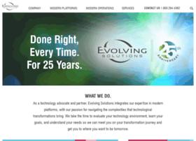 evolvingsol.com