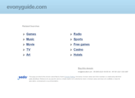 evonyguide.com