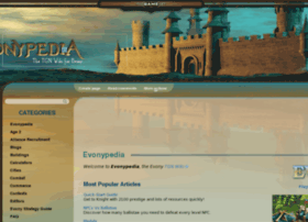 evonypedia.com