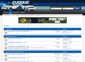 evoqueforum.com