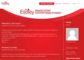 evoteyblog.com