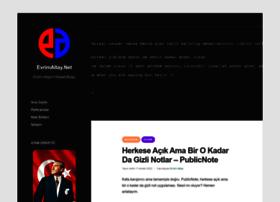 evrimaltay.net