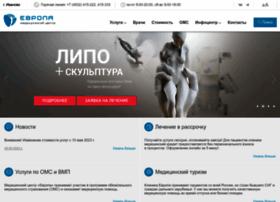 evropa-clinic.ru