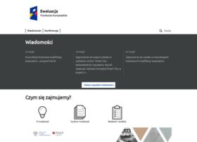 ewaluacja.gov.pl