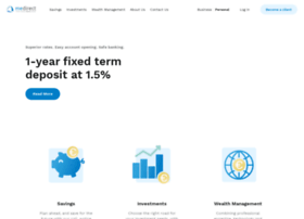 ewealth.medbank.com.mt