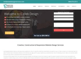 ewebdesignservices.com