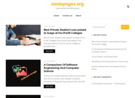 ewebpages.org