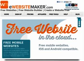 ewebsitemaker.com