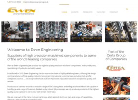 ewenengineering.co.uk