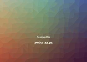 ewine.co.za