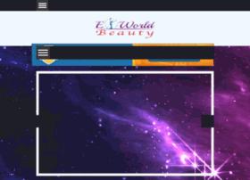 eworldbeauty.com