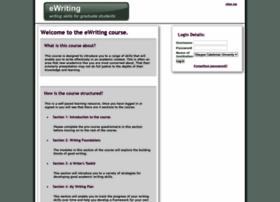 ewriting.org.uk