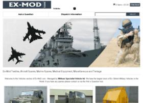 ex-mod-vehicles.com