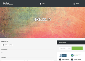 exa.co.in