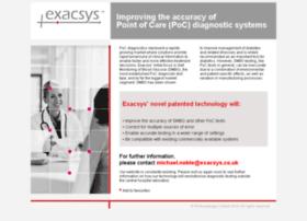 exacsys.co.uk