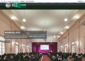 exactas.unca.edu.ar