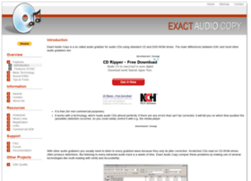 exactaudiocopy.org