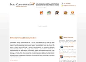 exactcommunication.in