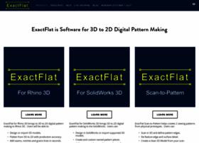 exactflat.com