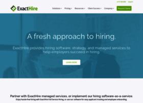 exacthire.com