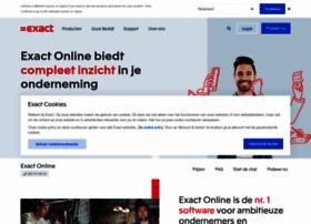 exactonline.nl