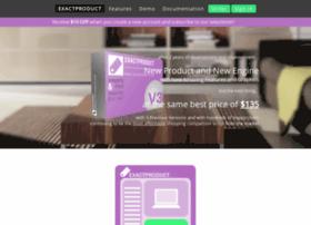exactproduct.com