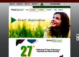 exactstaff.com