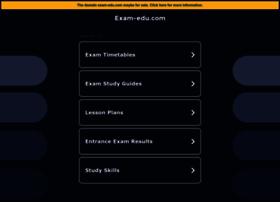 exam-edu.com