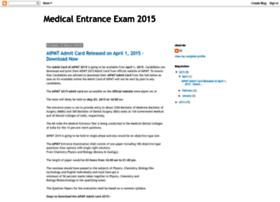 exam-medical.blogspot.in