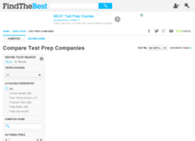 exam-prep.findthebest.com