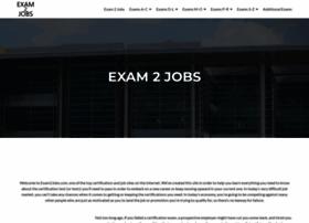 exam2jobs.com