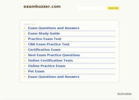 exambuzzer.com
