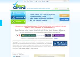 examgeneral.com