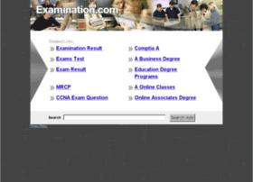 examination.com