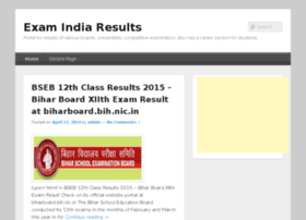 examindiaresults.in