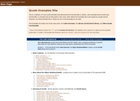 examples.qcodo.com