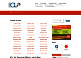 examplesofletters.com