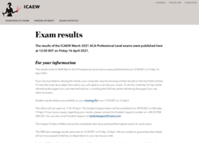 examresults.icaew.com