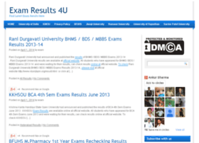 examresults4u.in