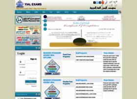 exams.yialarabic.com